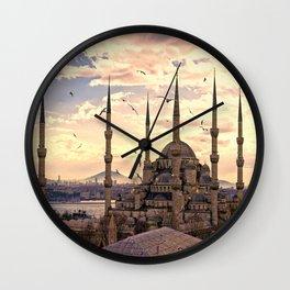Instanbul Wall Clock