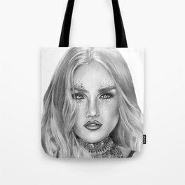 Power of Perrie Tote Bag