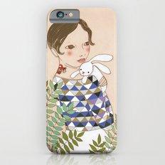 Spring bunny Slim Case iPhone 6s