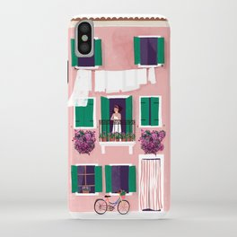 Afternoon in Burano iPhone Case
