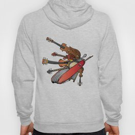 Bluegrass Army Knife Hoody