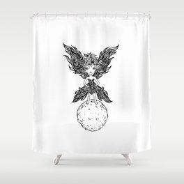 FireCracker Fairy Shower Curtain
