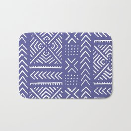 Line Mud Cloth // Iris Bath Mat