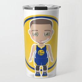 Steph Curry Travel Mug