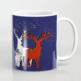 Reindeer Magic Coffee Mug