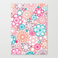 BOLD & BEAUTIFUL springtime Canvas Print