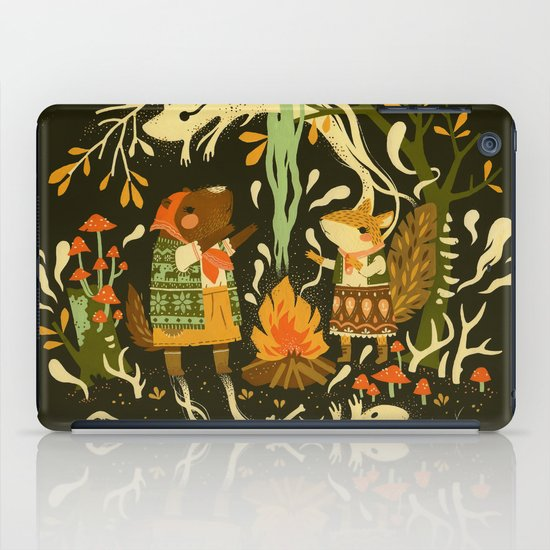 Animal Chants & Forest Whispers iPad Case