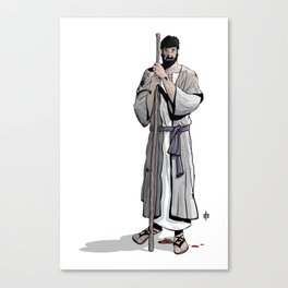 JESUS the Son of God Canvas Print