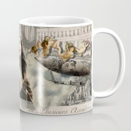 aNGeLs aNd ZePPeLiNs Coffee Mug