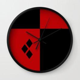 Minimalist Design - Harley Wall Clock