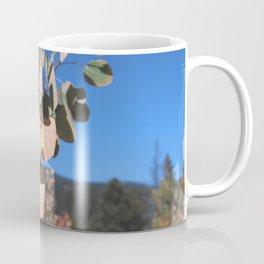 Aspen Leaves, Colorado Coffee Mug