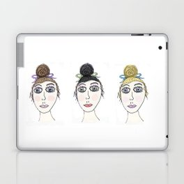 Pretty Ladies Laptop & iPad Skin