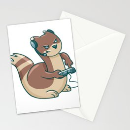 Gaming Wiesel Stationery Cards