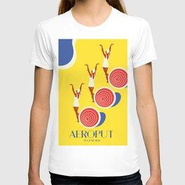 "EX-JU poster ""AEROPUT"" T-shirt"