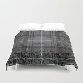 Highland Granite Tartan Duvet Cover