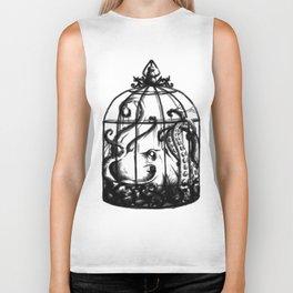 Cage the Cephalopod Biker Tank