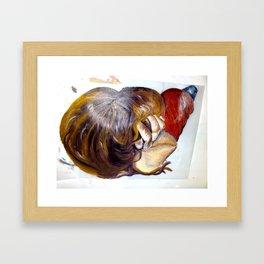 Empathy Framed Art Print