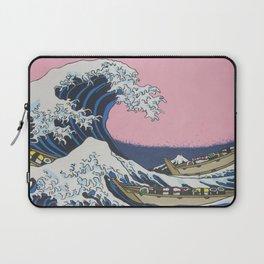 Sushi Waves Laptop Sleeve