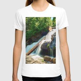 Peaceful Waterfall T-shirt