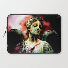 Angel colors fashion Jacob's Paris Laptop Sleeve