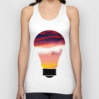 swedish Tank Tops featuring Swedish midsummer 2 by Ordiraptus