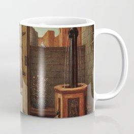 "Edward Burne-Jones ""Danaë Watching the Building of the Brazen Tower"" Coffee Mug"