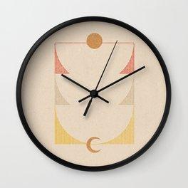 Rising Moon | 1 Wall Clock