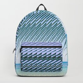 Coconut Palm Philippines 3 Backpack