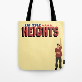 In the heights Tote Bag