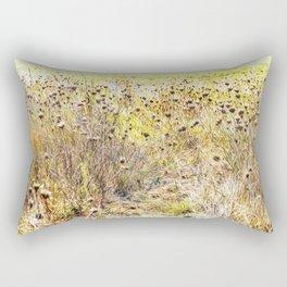 Countryside of Salento Rectangular Pillow