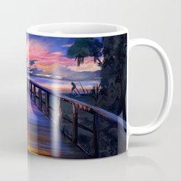 Seaside Sunset Coffee Mug