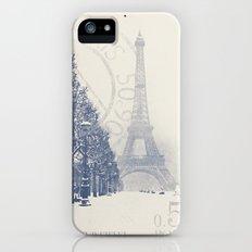 De La Tour Eiffel iPhone (5, 5s) Slim Case