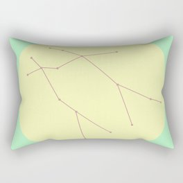 GEMINI (PASTEL DESIGN) Rectangular Pillow