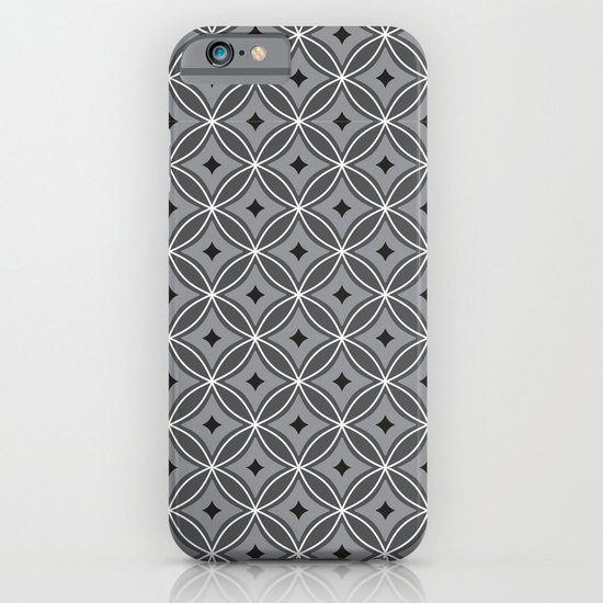 Diamonds in Smoke iPhone & iPod Case