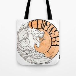 Logo Chimaera Tote Bag