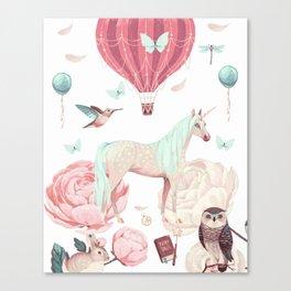 Fairytale dream Canvas Print
