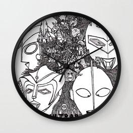 ULTRAR Wall Clock