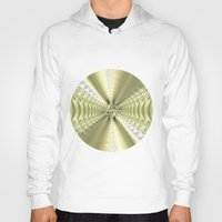 metallic Hoodies featuring Metallic Star by Design Windmill