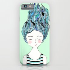 Dreaming of whales iPhone 6s Slim Case