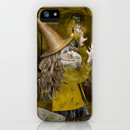 Wicked Witch of the West iPhone Case