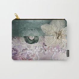 The Moth Orchid Carry-All Pouch