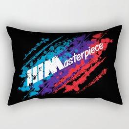 ///Masterpiece v1 HQvector Rectangular Pillow