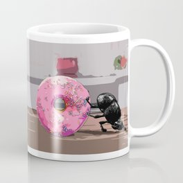 The Doughnut Collector Coffee Mug