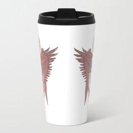 Angel of Compassion (Sam Winchester) Travel Mug