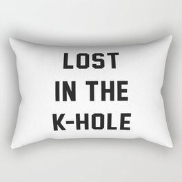 Ketamine shirt Rectangular Pillow