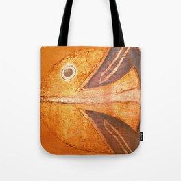 Mola Mola Tote Bag