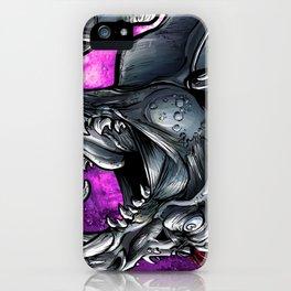 Platinum Beast iPhone Case