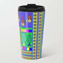 Bright and Sunny Travel Mug