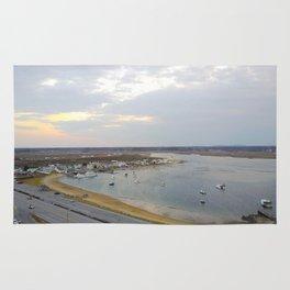Harbor Sunset Rug