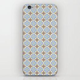 Moroccan Floris iPhone Skin